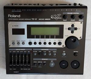 Roland TD-12 - Drum Modul - 1 Jahr Gewährleistung