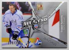 2012-13 KHL Gold Collection Jersey #ASG-J07 Staffan Kronwall 179/250