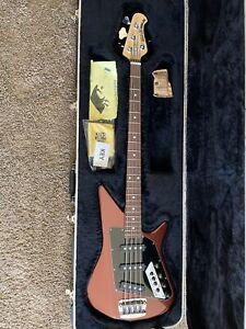 Ernie Ball Music Man BIG Al bass guitar 3 single PU Excellent Condition