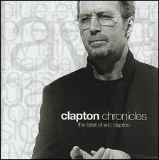 ERIC CLAPTON - CLAPTON CHRONICLES : THE BEST OF CD ~ GREATEST HITS GUITAR *NEW*