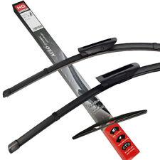 Front & Rear kit of genuine HQ Automotive Aero Flat Wiper Blades ADR03-237 HQ14B