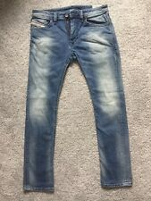 Mens Diesel THANAZ Jeans W29 L30 slim skinny stretch (thavar sleenker sticker)