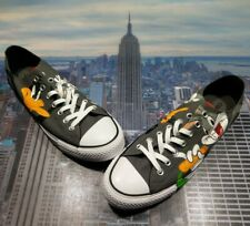 Converse x Looney Tunes Chuck Taylor All Star Ox Bugs & Daffy Size 11 158892F
