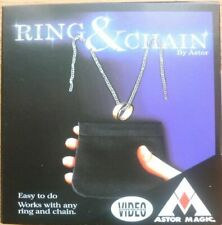 Ring & Chain, by Astor Magic, Close-Up Trick