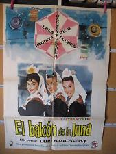 A5326 EL BALCON DE LA LUNA LOLA FLORES CARMEN SEVILLA PAQUITA RICO
