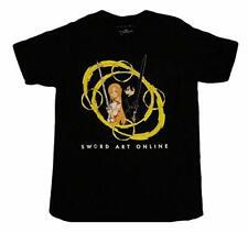 *NEW* Sword Art Online: Asuna Kirito Circles II X-Large (XL) T-Shirt by GE