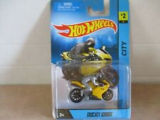 HOT WHEELS CITY MOTORCYCLES DUCATI 1098R