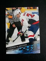 Connor McMichael YOUNG GUNS Rookie Card 2020-21 Upper Deck Series 1 #234 RC