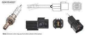 NGK NTK Oxygen Lambda Sensor OZA723-EE27 fits Hyundai Elantra 1.8 (MD,UD)