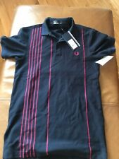 fred perry polo shirt xs