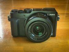 (READ)Panasonic LUMIX DMC-LX100 12.8MP Digital Camera Black with Extras!!!