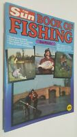 The Sun Book of Fishing Stan Piecha coarse match fly game sea angling c.1979 pbk