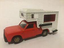 Corgi toys 415 Mazda camper (B1600 Pickup) - camper is detachable - no box
