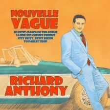 CD Richard Anthony - Nouvelle Vague