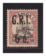 Samoa GRI  Minr. 8 *  Auflage 6000 Stück