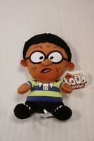 "Toy Factory Plush 9"" Nickelodeon The Loud House Clyde"