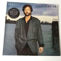 Eric Clapton - August Vinyl LP European 1st Press EX+/EX+