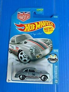 Hot Wheels 2016 Porsche 356A Outlaw  HW Showroom