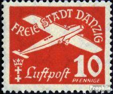 Gdansk 251 usado 1935 Correo aéreo