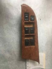 254015Y700 2002 Infinit I35 Master Window Switch USED OEM w/Wood Grained Panel