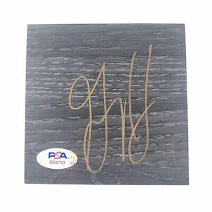 Gary Harris Signed Floorboard PSA/DNA Autographed Orlando Magic
