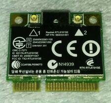 HP Compaq Realtek RTL8191SE WiFi Wireless CARD N14939 G56 CQ62 G62 G72