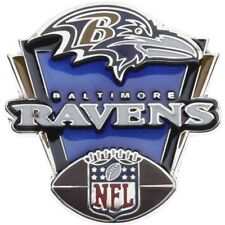 Baltimore Ravens Football Sports Pin Victory Design Licensed by AmincoUSA