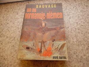 1950.Un du Normandie Niemen.Aviation.Roger Sauvage (envoi)