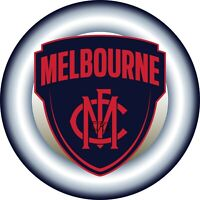 AFL Melbourne Football Club 7 INCH EDIBLE IMAGE CAKE & CUPCAKE TOPPERS