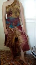Originale SAVE THE QUEEN XL robe de soirée  Maxi Dress Sexy sensuelle