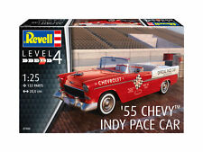 55 Chevy Indy Pace Car Kit REVELL 1:25 RV07686