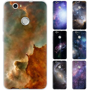 Dessana Weltall TPU Silicone Protective Cover Phone Case Cover For Huawei
