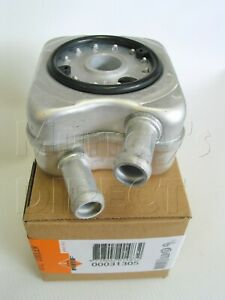Oil Cooler & Seal NRF for VW Mk2 Mk3 GTI 8V 16V VR6 T25 Caddy & T4 068117021B