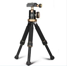 QZSD Q166Z Lightweight Aluminum Alloy Travel Mini Tripod with Ball Head For DSLR