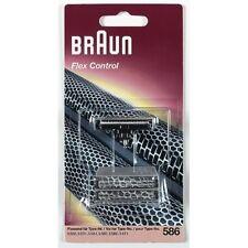 Braun Flex Control 586Scherfolie und Klingenblock