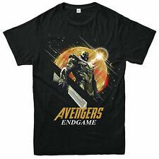 Thanos Avengers T-Shirt, Marvel Legends Infinity War Pop Adult & Kids Tee Top