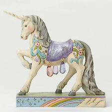 Jim Shore Unicorn Figurine Spring Wonderland ~ Follow Your Dreams ~ 4051435