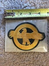 1945 RUPTURED DUCK WILLABEE & WARD COOPERSTOWN COLLECTION PATCH