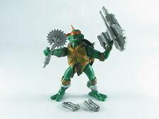 Teenage Mutant Ninja Turtles TMNT Robo Hunter Mike Michelangelo 2003 Playmates