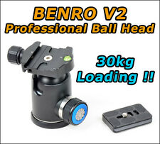 Benro V2 Ball Head & QR Plate Package suit Arca Swiss