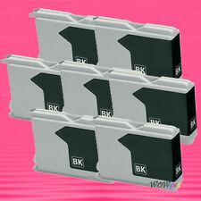 7P LC51BK BLACK INK CARTRIDGE FOR BROTHER DCP 130C 340C