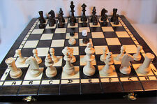 Chess, Chess +Checkers +Backgammon of Wood 40 x 40 Cm