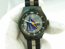 "DARTH VADER,Bradley,Star Wars RARE! Manual Wind ""KIDS/ MENS CHARACTER WATCH,1091"
