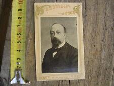 Photo Image ancienne de collection MONSIEUR DE MOLENES