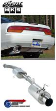 Genuine HKS Silent Hi-Power Cat Back Exhaust - For RPS13 S13 180SX SR20DET