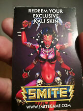 Kali Convention PAX Skin Key - Smite