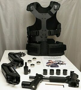 Steadicam Steadimate A-15 Vest & Arm System for Gimbals-use w/ arri DJI Movi