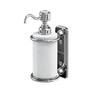 Burlington Single Soap Dispenser Wall Mounted Brand New (A19 CHR)