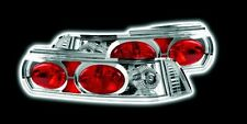 Toyota MR2 Chrome / Clear Lexus Rear Tail Lights - 1994-1999 NEW & PAIRS