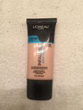 L'Oreal Infallible Pro-Glow 24Hr Foundation 201 Classic Ivory